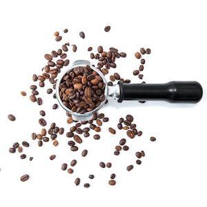 Semi-automatic Coffee Machine - portafilter