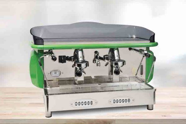 Fiorenzato Lido 2-group semi-automatic coffee machine