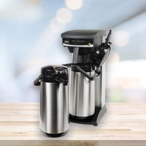 Brew 151 Filter coffee system Miko with predoses filter sachets