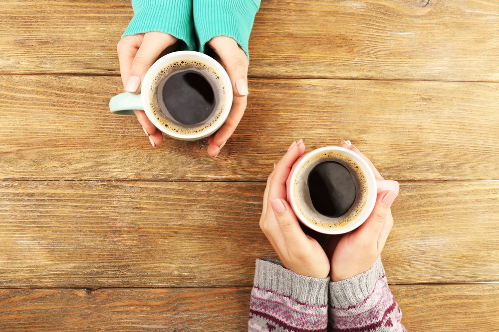 Coffee, the perfect start to your working day