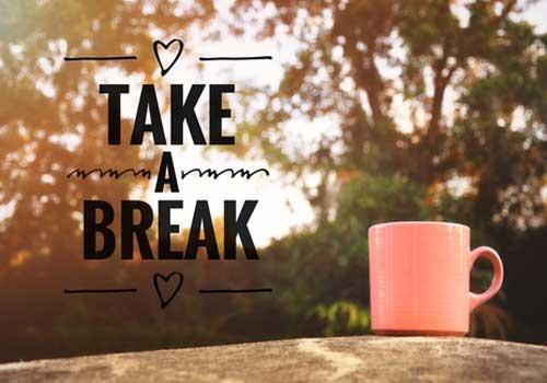Take a Mindful Coffee Break