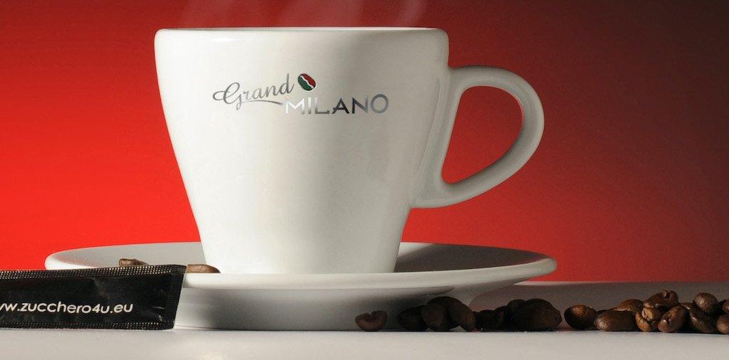 Grand Milano coffee